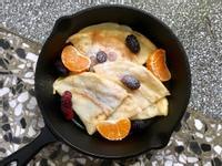 法式軟可麗餅(減油、減糖版)