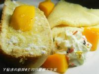 ㄚ曼達的廚房~土司可麗餅下午茶