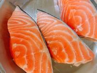 柔子學習日記:電鍋蒸鮭魚🐟