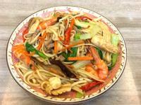 什錦海鮮炒麵