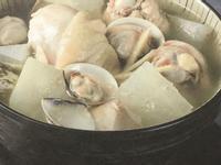 (🥣)冬瓜蛤蜊雞湯