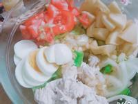 日式和風沙拉