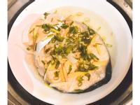 清蒸鮭魚(電鍋料理)