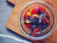 紫蘇梅漬番茄