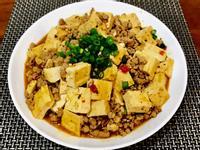 麻婆豆腐-花椒口味