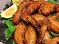 👩🍳下酒菜~檸🍋蒜香辣味烤雞翅