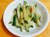 《食之契約》櫻菜-酸甜黃瓜條(涼拌黃瓜)
