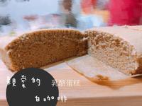 [MAYI]親愛的白咖啡乳酪蛋糕