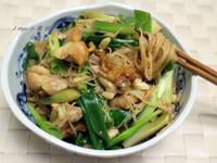 香蔥雞炒米粉