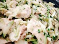 小黃瓜絲雞肉沙拉