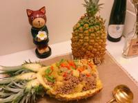 鳳梨炒飯-夏日開胃良伴