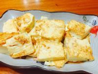 柔子學習日記:香煎雞蛋豆腐