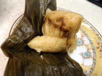 台式古早味~水煮肉粽