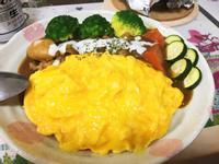 椰漿雞肉咖哩飯