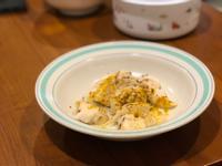 [宿舍電鍋料理]咖喱蒸雞胸肉塊