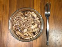[夏日消暑涼拌菜]紅酒醋涼拌菇菇