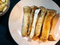 韓式醬烤杏鮑菇。懶人料理!