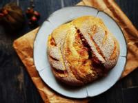 鳳梨乳酪無糖歐式麵包