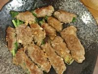 韭菜肉捲------$100