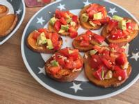 紅椒沙拉地瓜