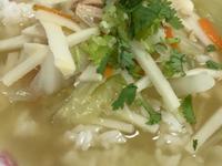「素食」古早味飯湯