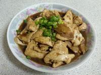 薑燒雞肉片