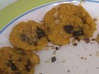 南瓜燕麥手工餅乾
