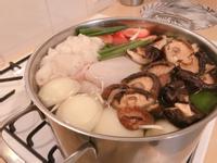 蔬菜香菇雞湯