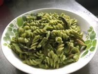 素食青醬義大利麵