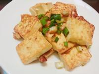 醬油香煎雞蛋豆腐💪🏻