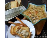 🍄焗烤蘑菇佐麵包🍄知名餐廳的模仿版
