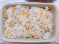 洋蔥鮪魚玉米燉飯