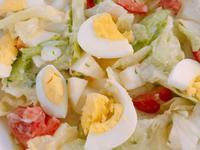 夏日清爽蔬果沙拉