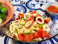 泰式海鮮冷麵