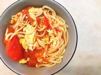 餐桌剋星:番茄雞蛋麵