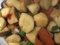 「素食」三杯杏鮑菇