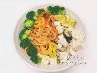 千島醬酪梨義大利麵/素食