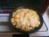 焗烤沙拉水煮蛋