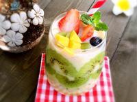 奥利奥酸奶盆栽