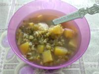 綠豆地瓜湯-電鍋版