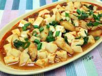 辣味蟹肉燴豆腐
