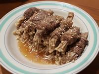 [懶人便當菜]醬燒金針菇肉捲