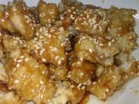 蜜汁鯛魚片