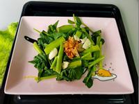 蒸氣烘烤爐NU-SC100清蒸空心菜