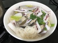塔香小管(小卷)海味麵線
