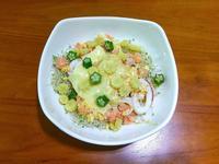 夏日輕食料理-小花園沙拉
