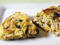 【厚生廚房】珍菇煎蛋