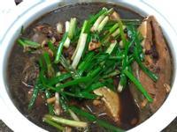 一人泡麵鍋系列~豆豉鯧魚煲