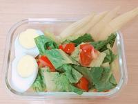 夏日清爽早餐減脂沙拉