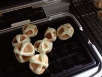 鬆餅機地瓜Q球